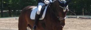 Dressuuramazones scoren met hun paarden